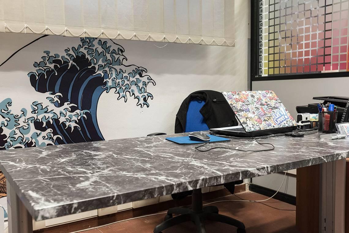 Arredamento personalizzato wrap everything gallery for Arredamento personalizzato
